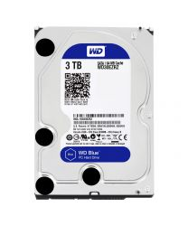 "Disque dur Western Digital bleu3TB SATA 6.0GB/S 3.5"" 7200RPM"