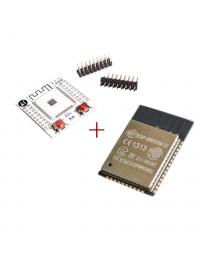 Module ESP32 WROOM avec plaquette expansion