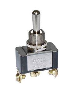Interrupteur levier - SPDT - ON/OFF/ON - 20A