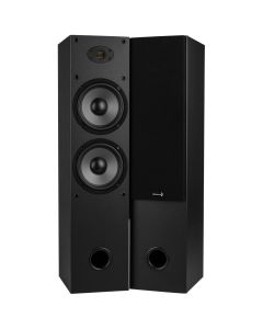 "Dayton Audio T652-AIR Dual 6-1/2"" 2-Way Tower Speaker Paire AMT Tweeter"