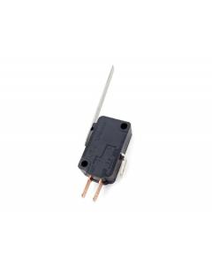 Interrupteur sous-miniature action momentané long levier - SPDT - 16A