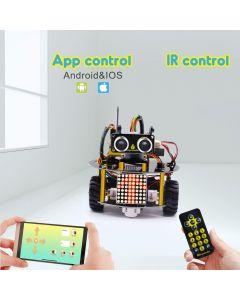 Kit de robot KEYESTUDIO  Tortue intelligente V3