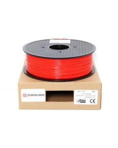 Filament Euro PLA 1,75mm 1KG Rouge