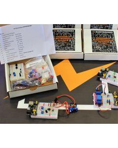 Kit d'électronique Intermédiaire Électromike