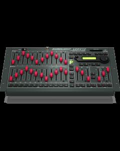 Console d'éclairage professionnelle 24 canaux DMX
