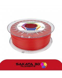 Filament PLA Rouge  SAKATA 850 1,75 1kg