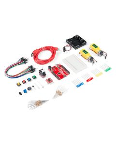 Kit d'apprentissage d'arduino Sparkfun 11 expériences