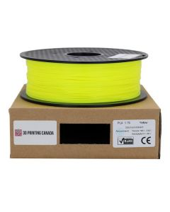 Filament Euro PLA 1,75mm 1KG Jaune