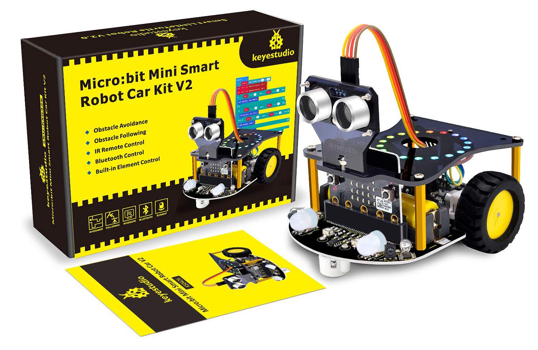 Mini Smart Robot Car Kit V2