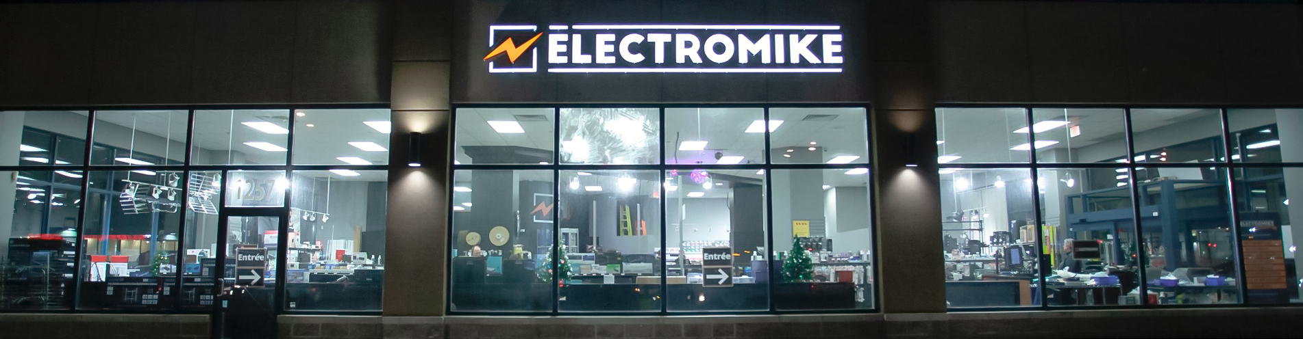 Magasin Électromike